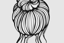 Saç Çizimi