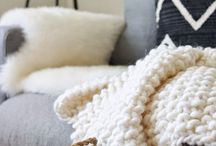I love knitting