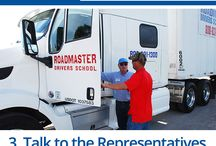 How To Pick A CDL Training School in 3 Easy Steps / Interested in becoming a Professional Truck Driver? Visit www.Roadmaster.com to learn everything you need to know about the Professional Trucking Industry, and learn how to train for your Class A CDL at Roadmaster Drivers School. #cdl #truckdrivingschool #truckdriver #cdlschool #cdltraining