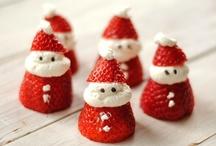 Strawberry Santa Clause