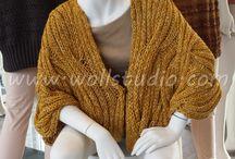 Frühjahr-Sommer 2014 im Wollstudio / Möchtest Du einen Ausblick in die kommende Stricksaison? Gerne. Das hier erwartet Dich ab Januar im Wollsudio.com Good Look