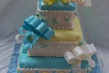 Christening/Baby Cakes