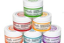 Herbal First Aid Healing Salves / Handmade healing salves that are full of organic and wild harvested ingredients. Nothing artificial here. Thoughtful formula's with all the right herbs, they are exceptionally effective. Powerful, yet still safe for children and pets. So many have found relief with these who have not had success with any other product. We sell them for less so they can be accessible to all.