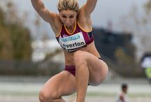 Health, Fitness and Sport / Triple Jumping Pics from Competitions around the world