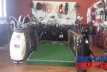 2nd Time Sports New and Used Equipment / Here are some examples of the merchandise and equipment that we sell, buy, trade and exchange.
