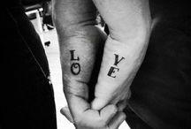 Τατουάζ για ζευγάρια