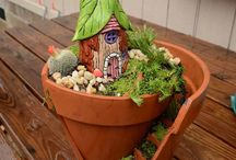 Container Gardening Ideas!