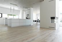 Private houses and apartmens / Perfect minimal bright interiors.