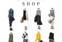 ファッション  ショップ