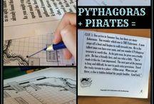 Pythagoras' Rule