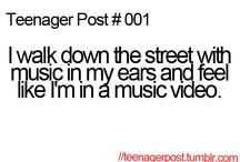 Teenager Posts / All these things are true if ur a teen!!