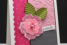 Cards (Stampin Up) 2 / by Cindy Fisher