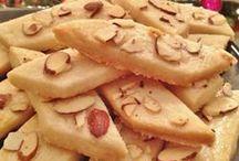 Desserts - breads cookies pies cakes cupcakes jellies ice cream etc. / by susana willis