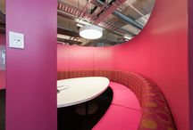 Office Interiors / Decorative surfaces from Laminex New Zealand that can be used for commercial office interiors