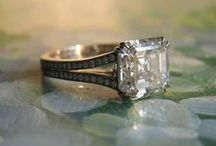 """Asscher Cut Diamonds / A Square Emerald or """"Asscher"""" cut is a step cut with angled corners and rows of pavilion and crown facets that run parallel to the girdle.   """"Asscher"""" is a term often used in the marketplace to describe these square Emerald cuts.  The term is derived from the Asscher family name.  To learn more, visit: http://www.pricescope.com/wiki/diamonds/asscher-cut-diamond"""