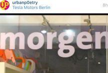 Screen Shot #urbanpoetry Clip / Screenshots der #urbanpoetry-Clips