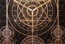 Sacral geometry, mandala
