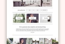Web design / Plantillas y diseños web