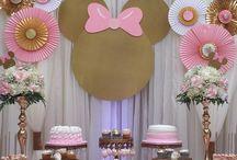 aniversário Minnie