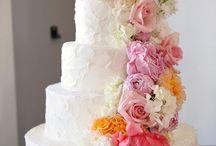 Wedding Series - Cake / Inspiration for the cake!