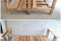 Pallets Wood Project