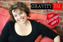 Gravity FM's Marta Ager from the Salvation army with her thought for the day.