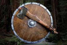 Viking Shield decoration