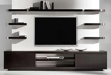Living n TV units