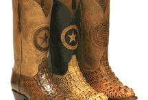 Alligator boots / Great Looking Alligator Boots!