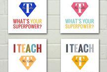 Teacher Appreciation / by Alyn Szymanski