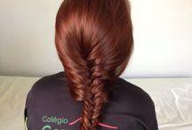 Cores - cabelos