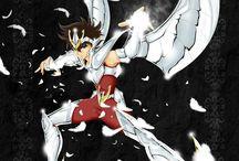 Saint Seiya vs Sailor Moon