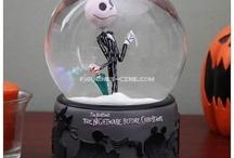 Water Snow Globe!