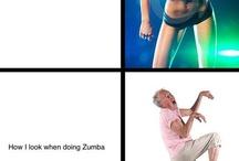 Zumba!!! / by Rebecca Morton