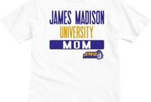 Katie James Madison University / by Kimberly Whitney
