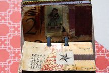 Rolodex Art Journal