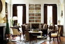 Living Rooms / by Rebecca Gomez