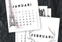 ideas proiecto calendario