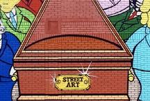street/public ART / by Sara Strozinsky