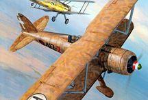 ww2 Italian Fighter Planes