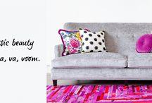 Joanie Design Sofas / Custom sofas designed by Joanie Design - www.joaniedesign.com