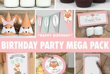 Birthday Party MEGA PACK