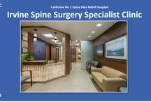 Irvine Spine Surgery Specialsit Clinic