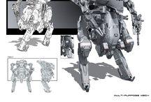 Robots y armaduras