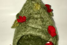My felt creations / A collection of my needle felted creations!