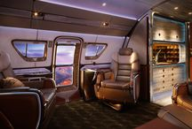 Private Jets Interiors