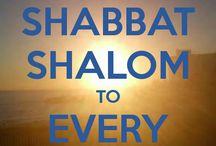 Shabbat greetings