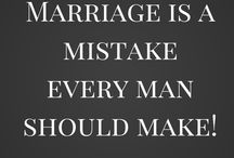 Great Marriage Quotes / We didn't write these, but we think they are the cream of the crop of marriage quotes.