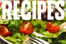 Recipes / by Adrienne Loder