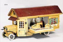 Mini Caravans / Mini caravans / pienoismalleja